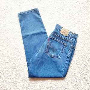 LEVI'S 550 CLASSIC RELAXED TAPERED